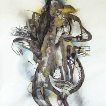 Stella Maris, 2017, 1.50 x 2.2m