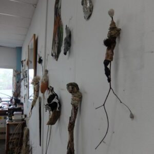 Wand atelier