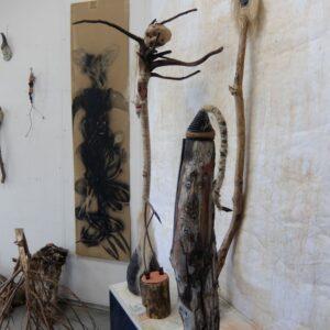 Atelier; boombeelden