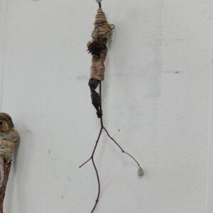 Manneken; gemengde materialen
